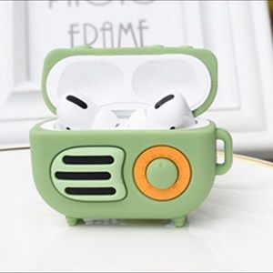 NEW Silicone Cartoon Radio Case for AirPods Pro